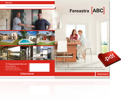 Fereastra ABC Internorm